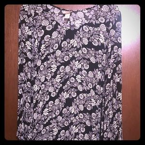 🌼Long Sleeve Floral Dress